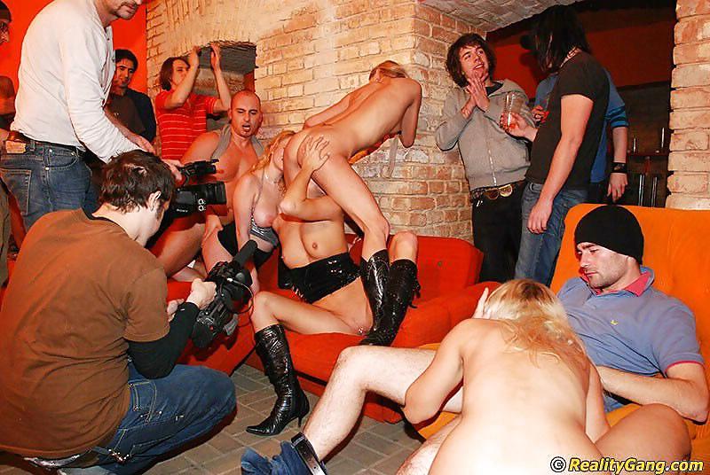 Секс вечеринки в амстердаме