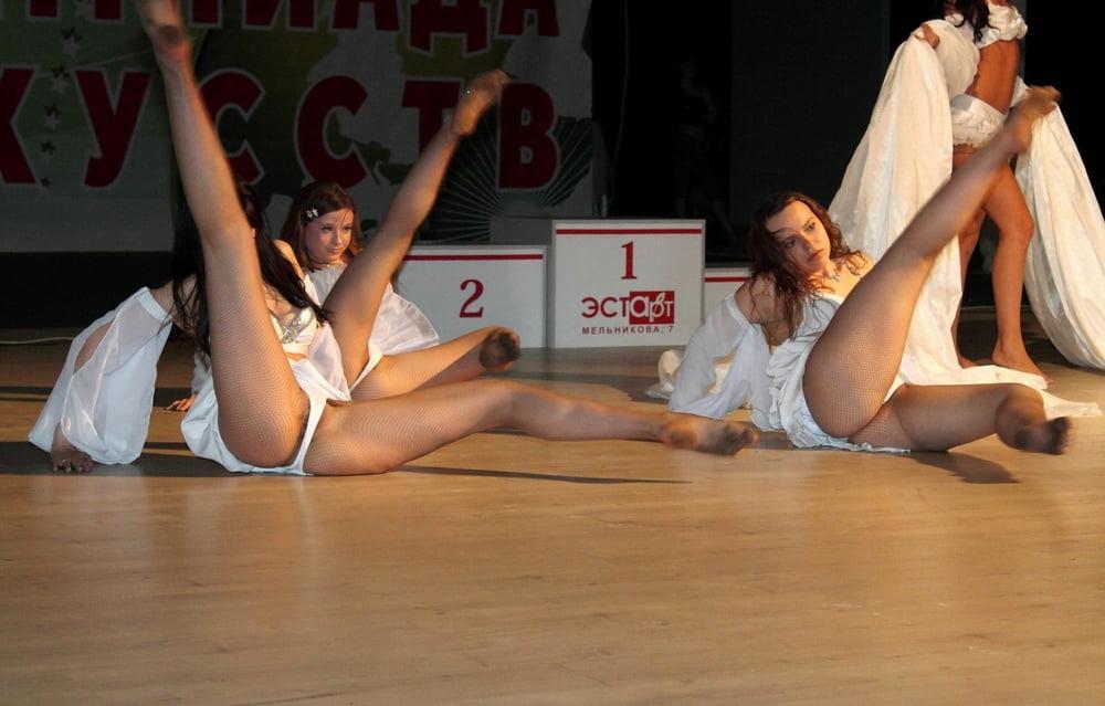 бальные танцы порно засветы среди
