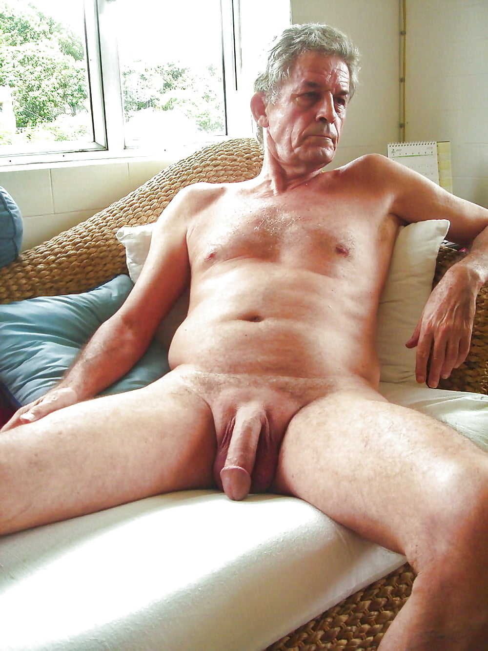 Mature Hairy Older Men Naked