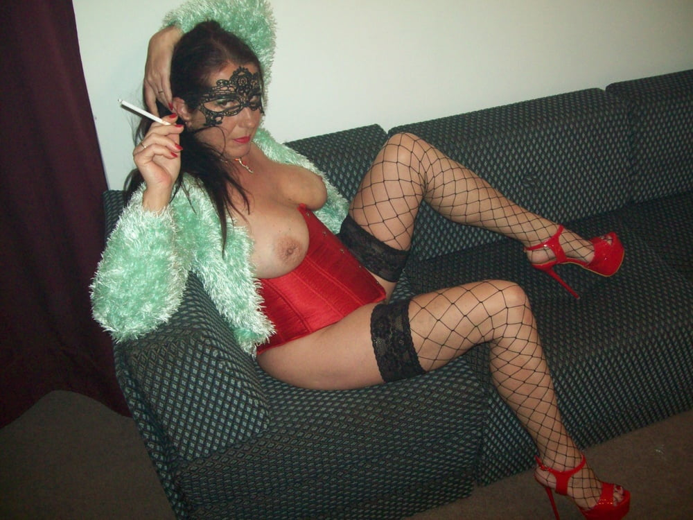High heels and hairy pussy by Wildcat - 82 Pics