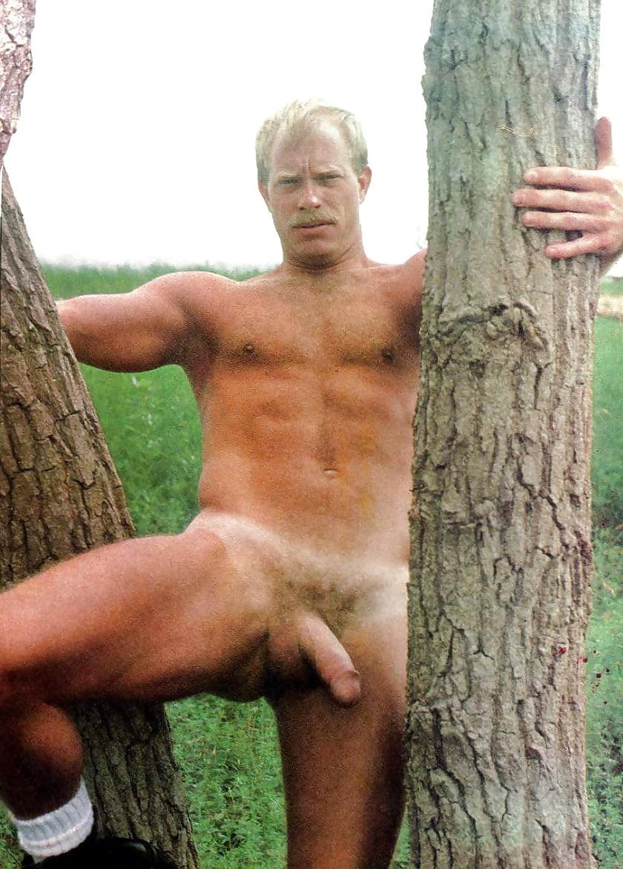 Very Hairy Blond Men Naked
