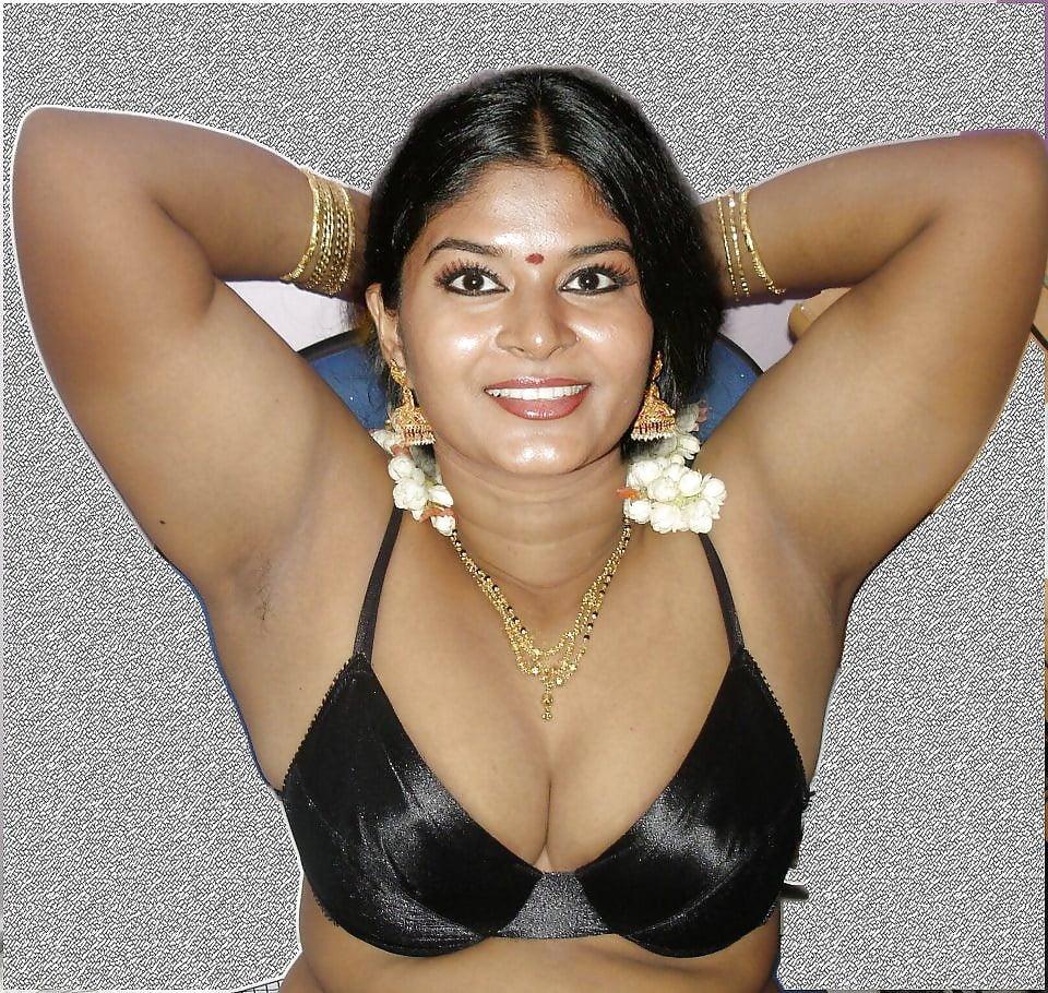Nude tamil black aunty