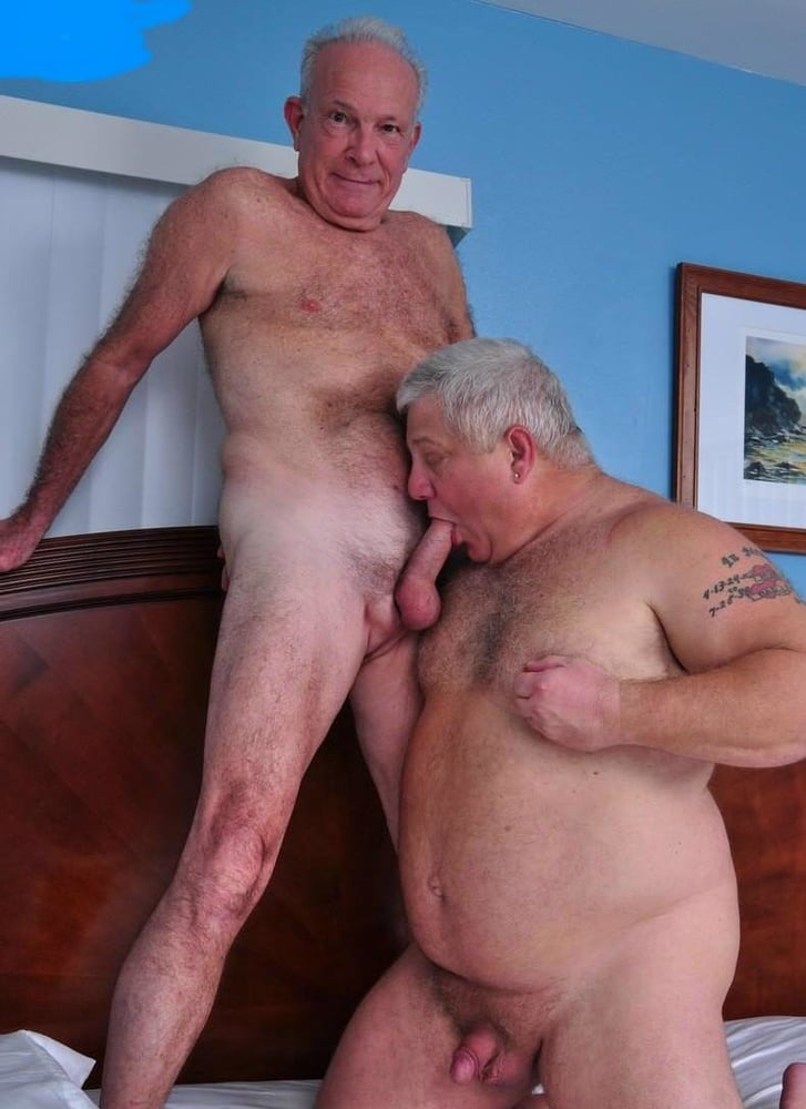 Old gay men free video