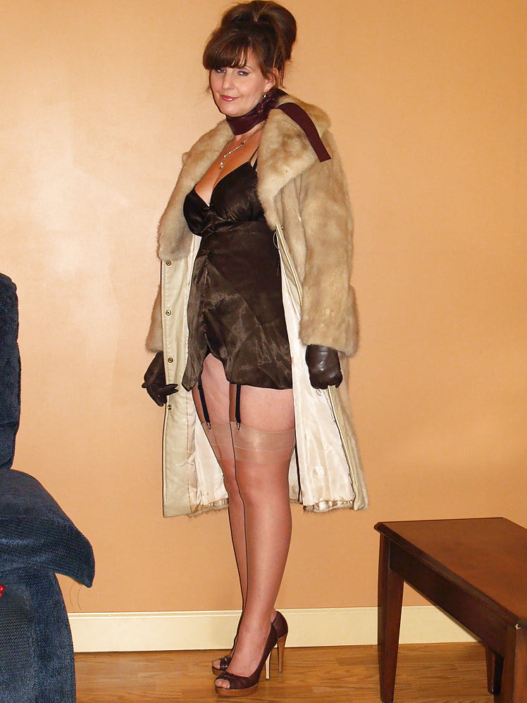 Milf in lingerie and fur pictures See And Save As Matures In Fur Coats Lingerie Porn Pict 4crot Com