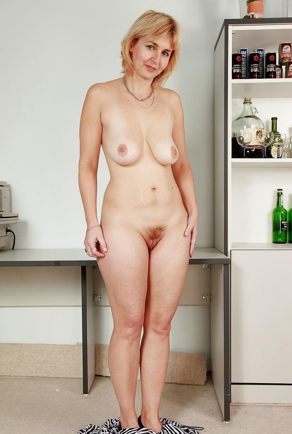 Milf shy naked