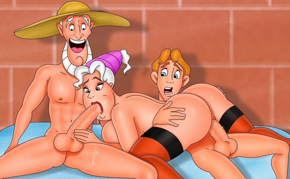 Famous Cartoon Characters Fucking Nickel Porn Pics