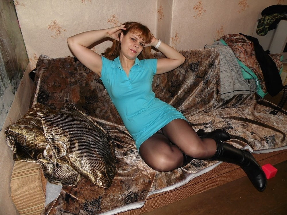 Real GILFs in Pantyhose
