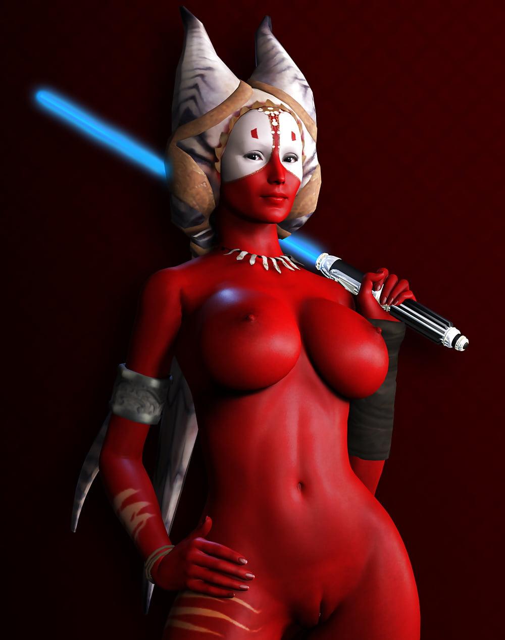 ti sex Star wars shaak