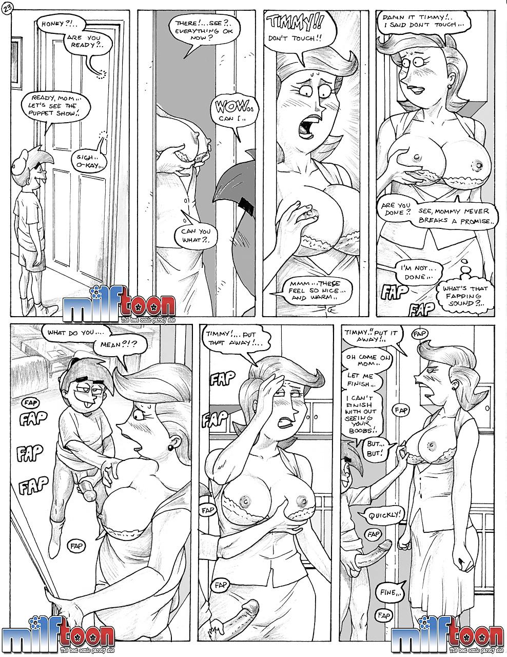Fairly odd parents hentai porn-1297