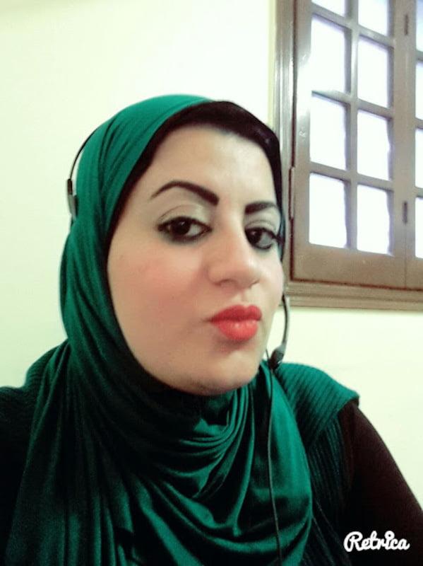 Arab mature bitch- 43