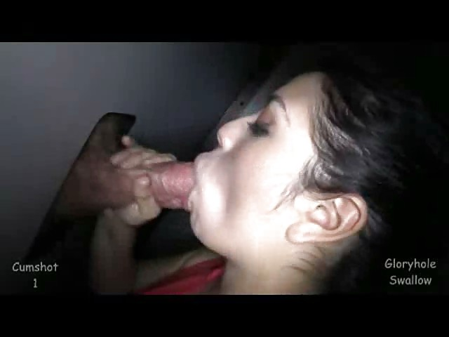 Angela Stone Swallows Cum