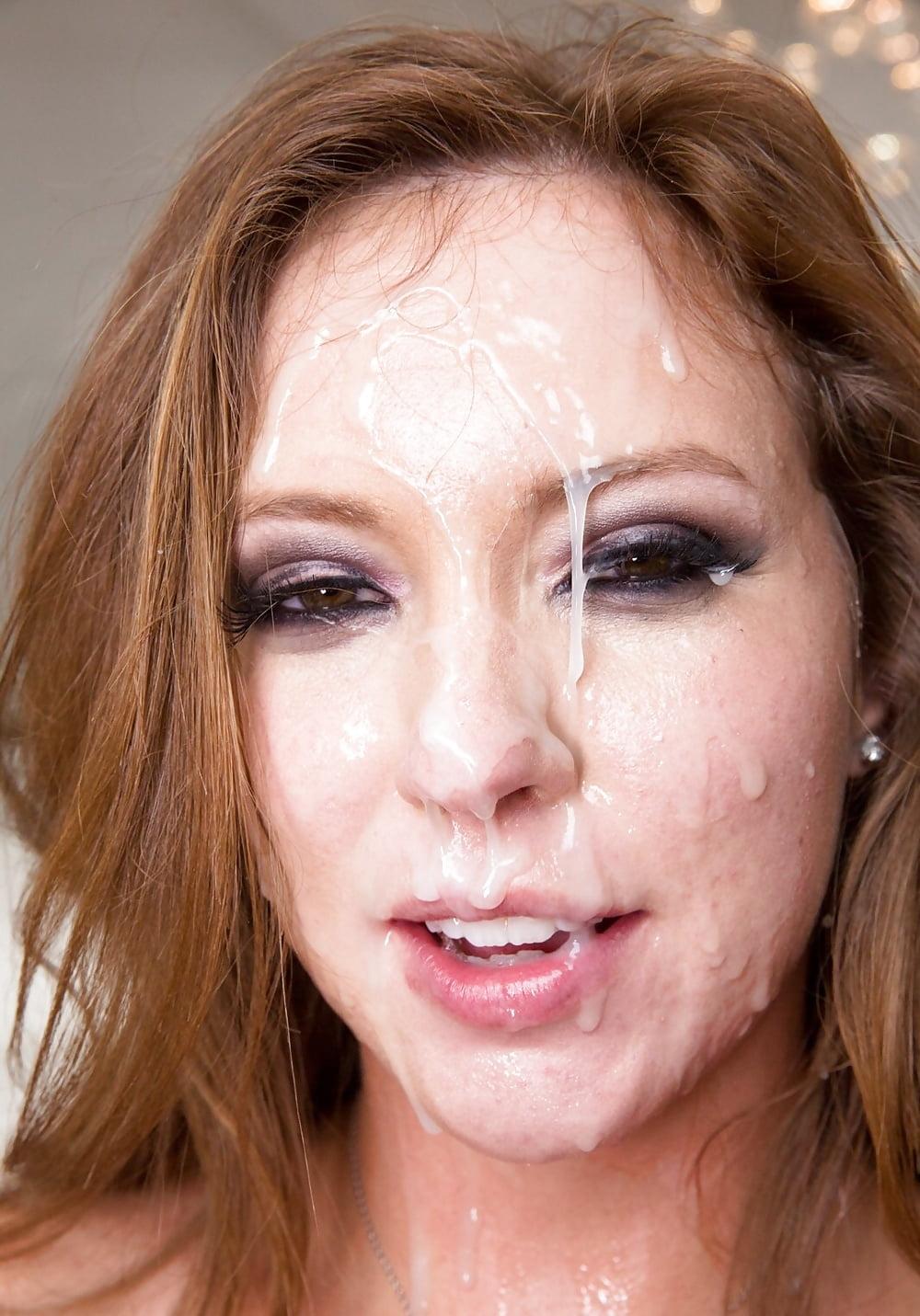 Facial porn put face on pornstar body nude
