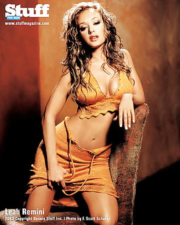 leah remini hot images