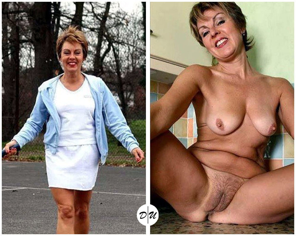 Grandma Dressed Undressed Tumblr
