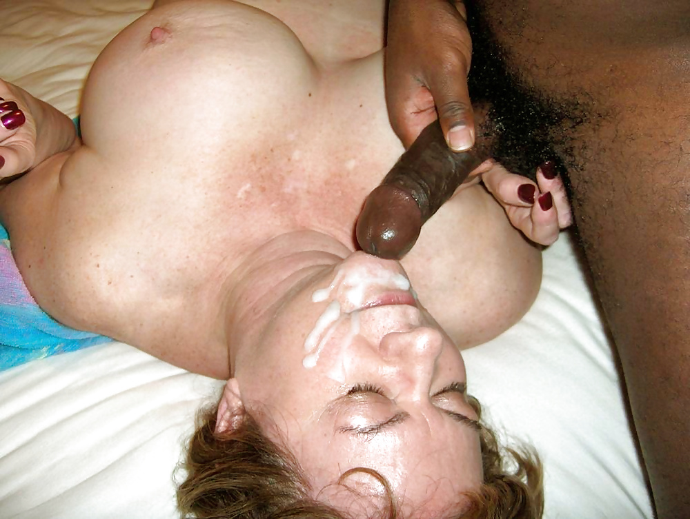 Cums In My Wife's Mouth While I'm Fucking Her
