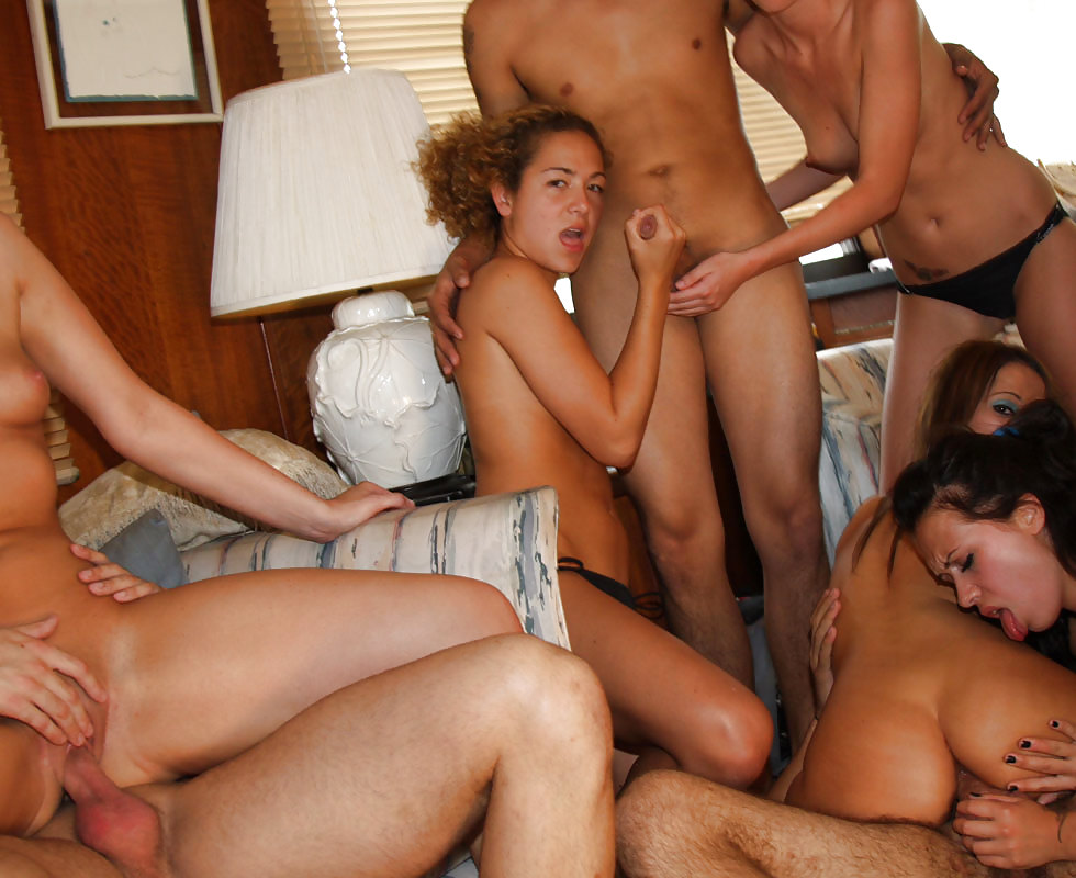 First time group sex story — photo 7
