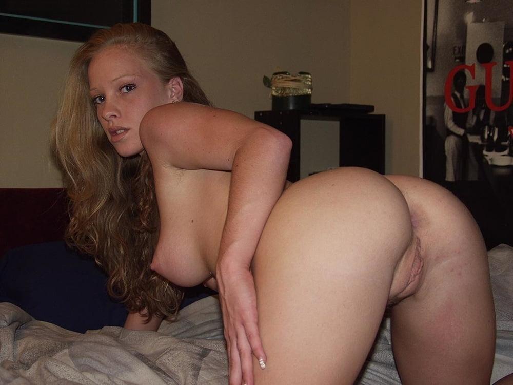 Natural blonde porn