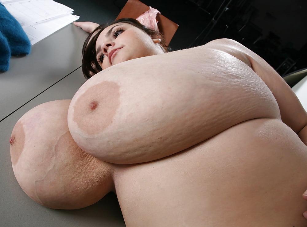 Big monster bbw tits