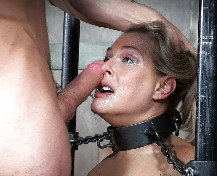 Wife bitch collar master cum 15