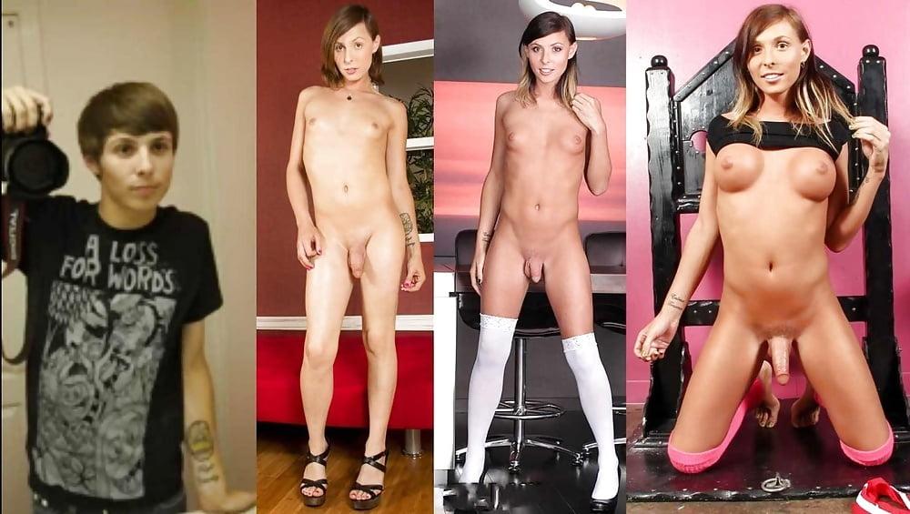 Naked trans