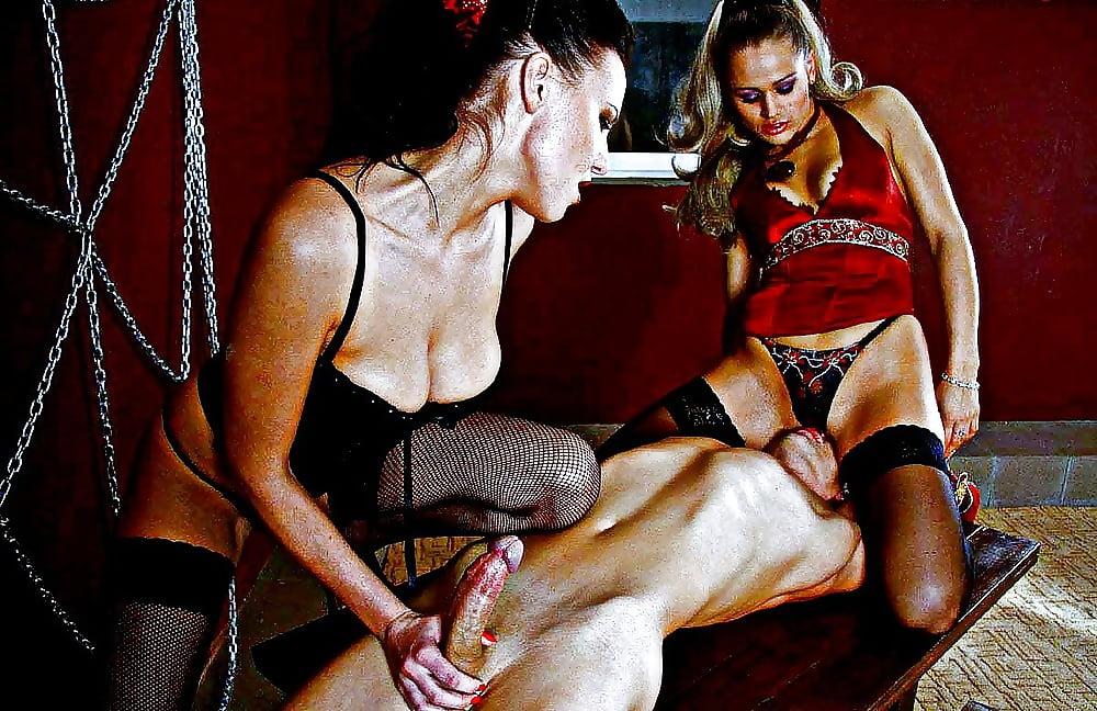 порно страпон би кунилинг - 11