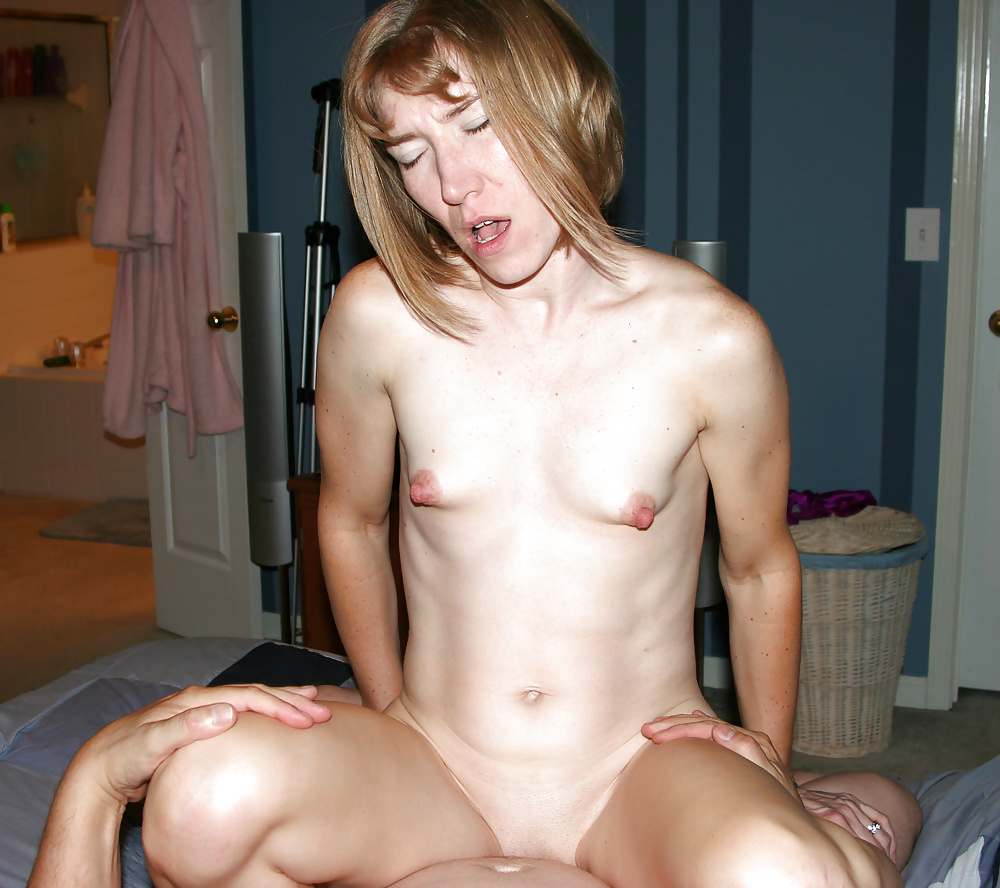 Sex with small boob wife nude pics 12