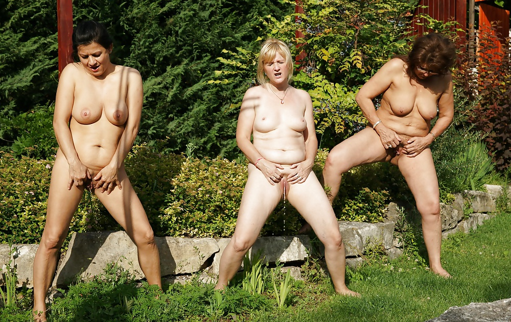 Girls letting loose at bachelorette party