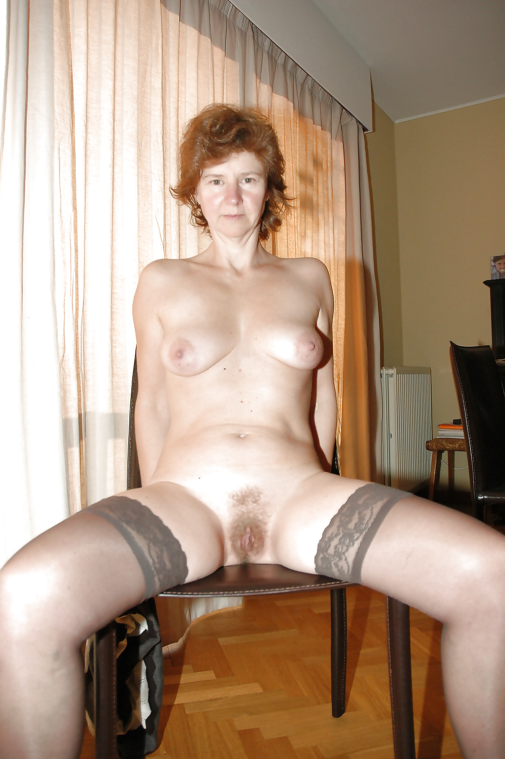 mature french housewife