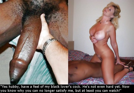 my milf wife brags about dating black men