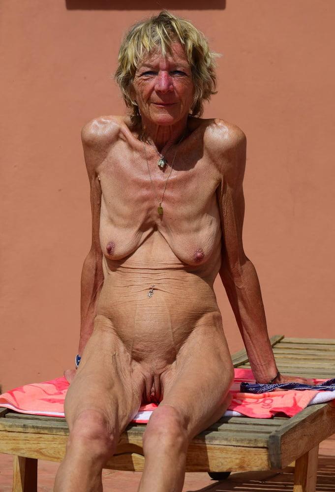 Nude old women lesbian sex