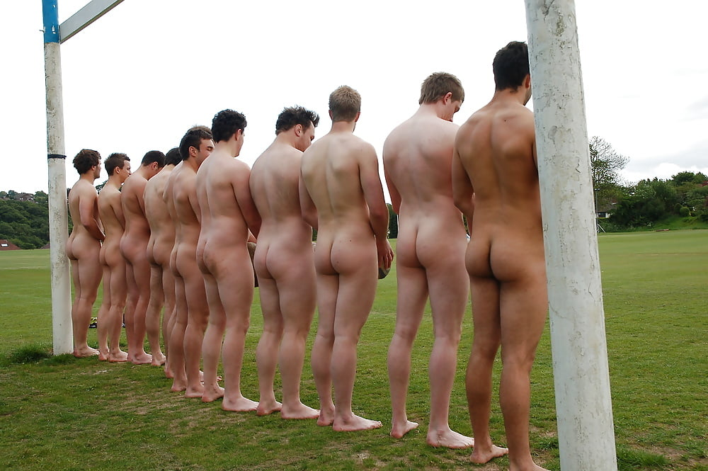 Ideal Nude Male Rugby Players Calender Photos
