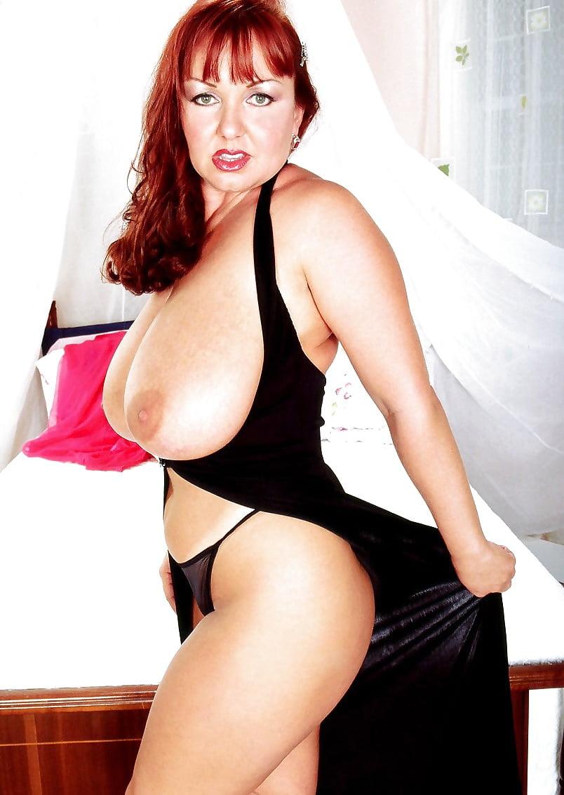 Redhead big boobs nude-7425