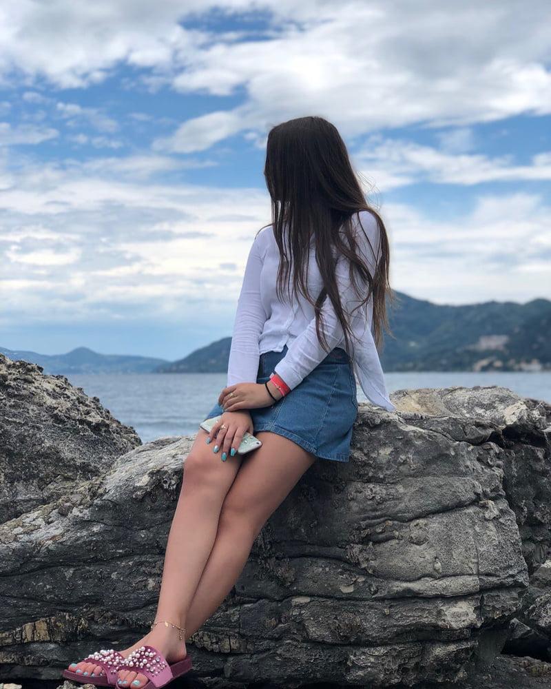 Armenian teen