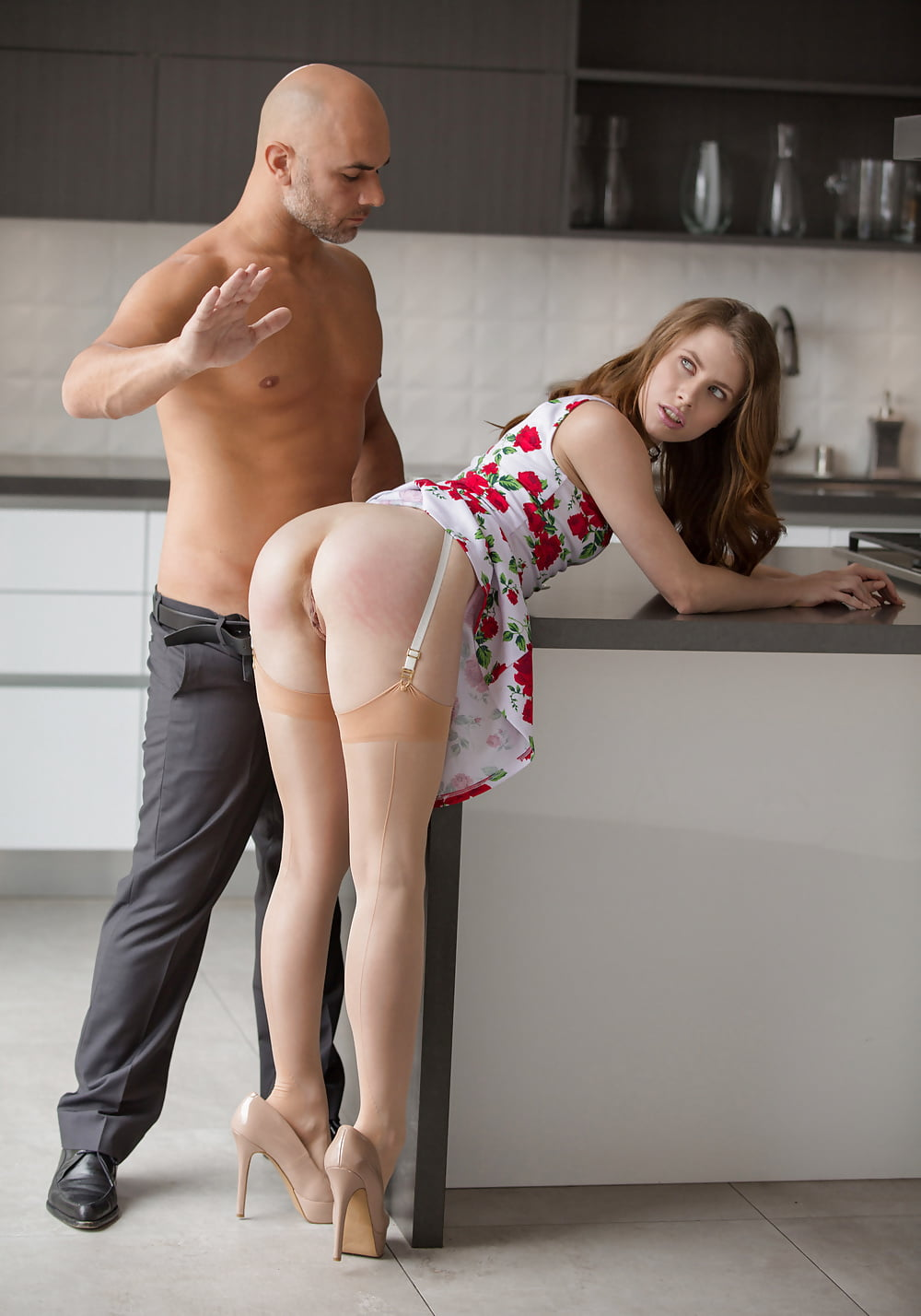 Girlfriendsfilms anya olsen teases milf into scissor session - 2 part 3