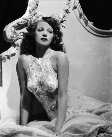 Rita Hayworth Tits