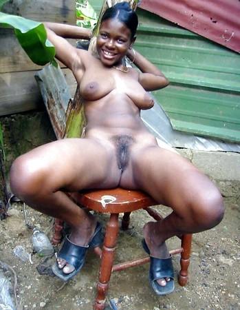 Young Ebony Teen Sister