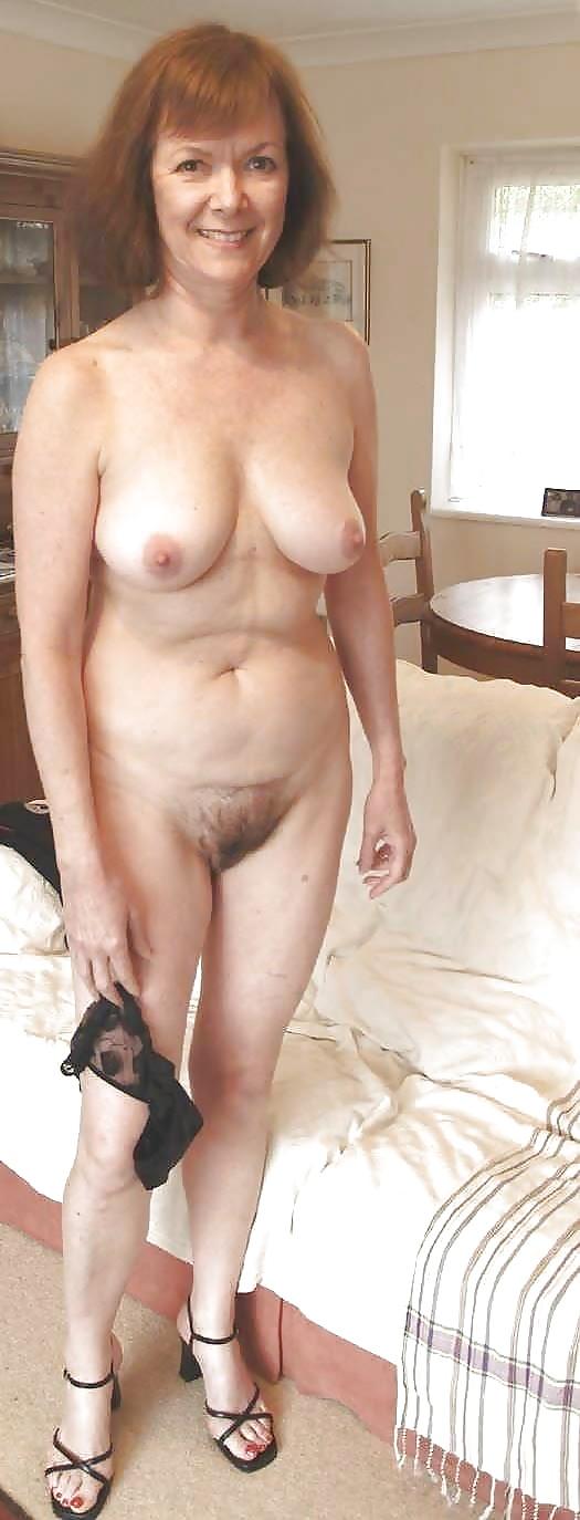 pics woman Naked mature